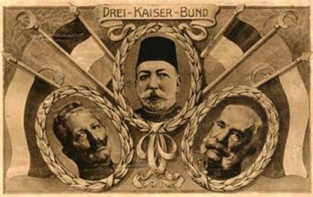 Three Emperor's League