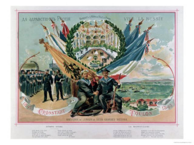 Alexander III and Franco-Russian Alliance