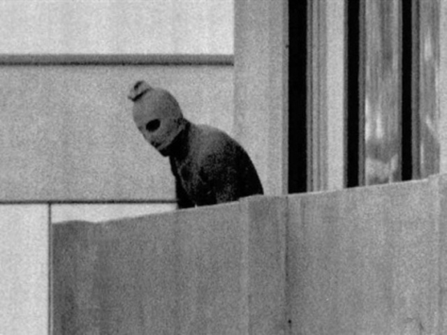 Terrorists Attack at the Olympic Games in Munich, Germany