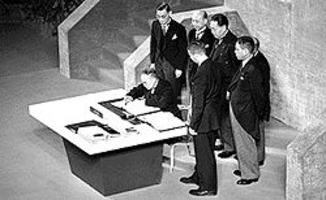Treaty of San Francisco