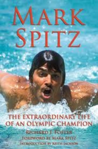 Mark Spitz Wins Seven Gold Medals