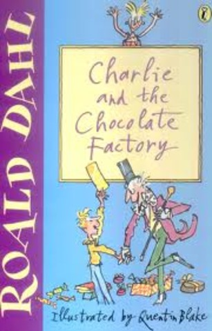 Charlie And The Chocolate Fctory
