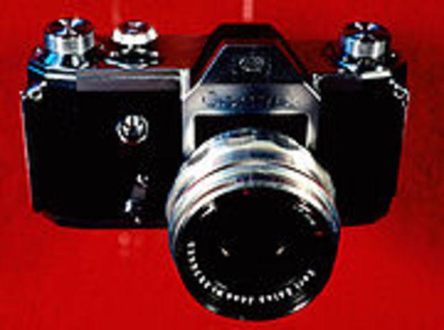 Contax S Camera
