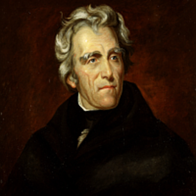 Time line of Andrew Jackson's life timeline