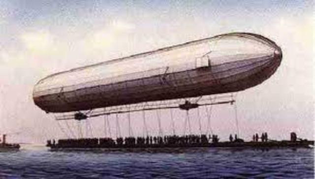 Count Ferdinand Zeppelin