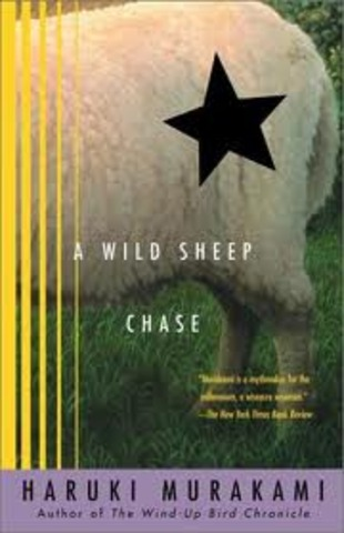 A Wild Sheep Chase.