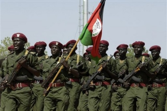African Union Extends Command in Dafur