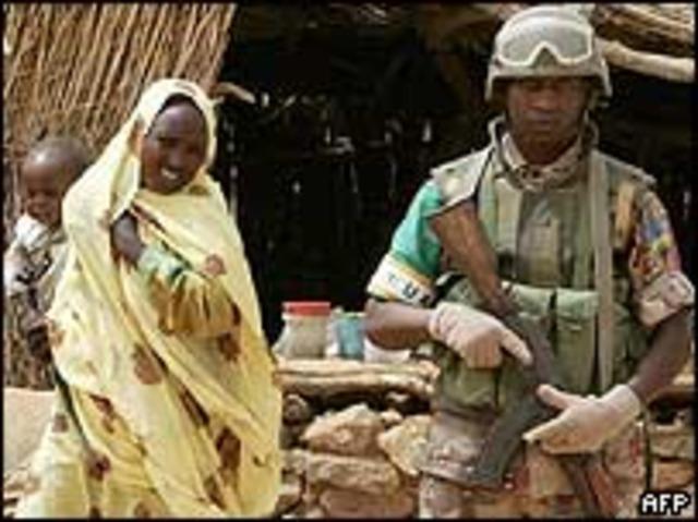 Sudan Accepts UN Help