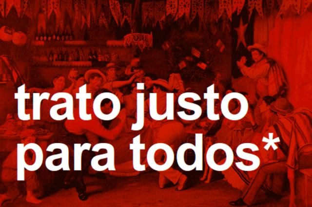 DISCURSO DE TRATO JUSTO