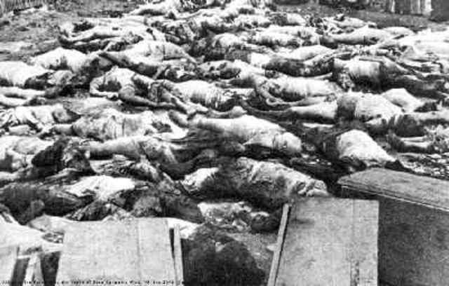 Japan's army pillages Nanjing, China