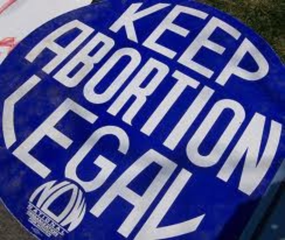 Abortion Legalized in U.S.