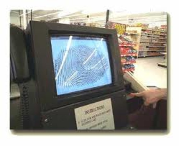 •Computerized Supermarket checkouts begin to appear