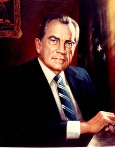 President Nixon Resigns