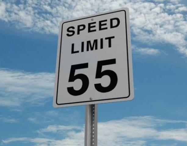 National Speed Limit 55( :