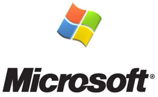Microsoft being founded( :