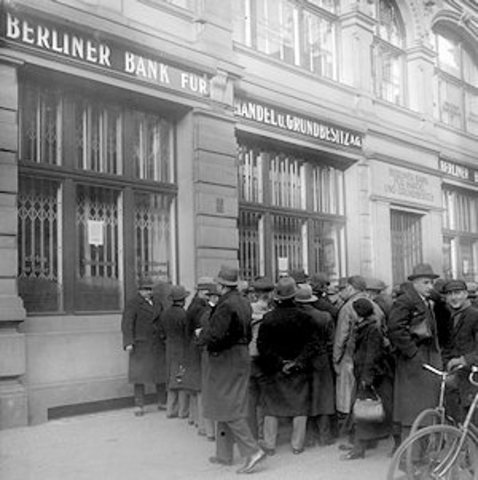 Economic Depression in Germany