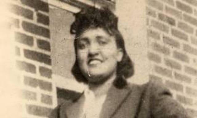 Henrietta lacks is Born in Roanoke, Virginia