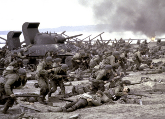 D-Day: THe Battle at Normandy