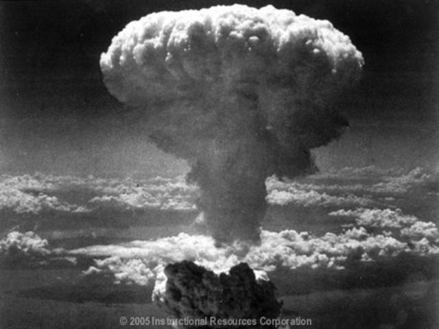 Second Atomic Bomb