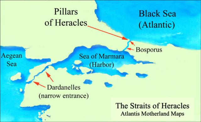 Salim Ilkucan crosses the Sea of Marmara