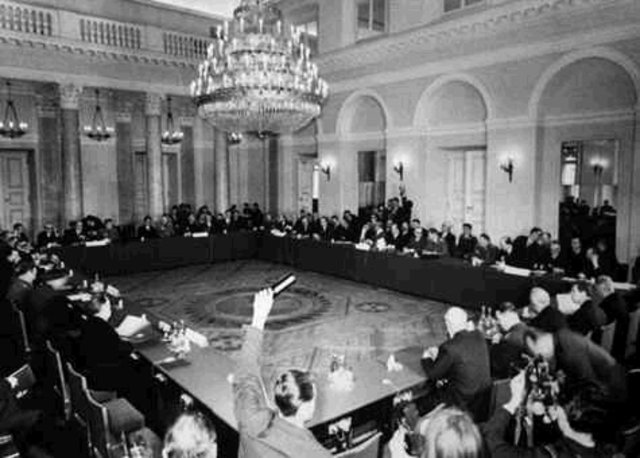 Pacto de Varsovia (Tratado de Amistad, Colaboración y Asistencia Mutua)