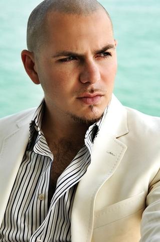 Pitbull the new Usher