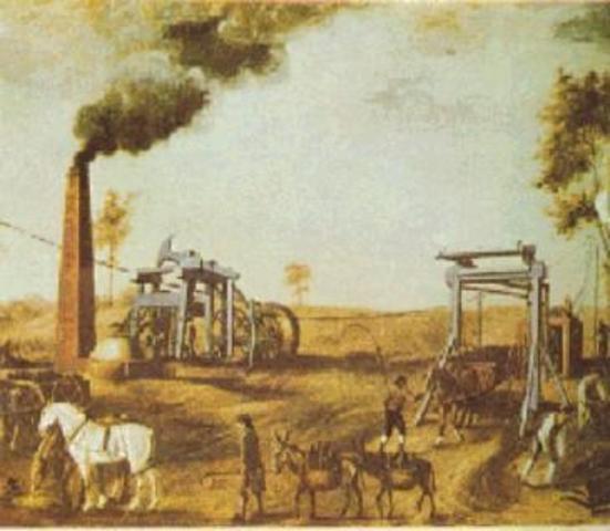 Sistema de produccion occidental