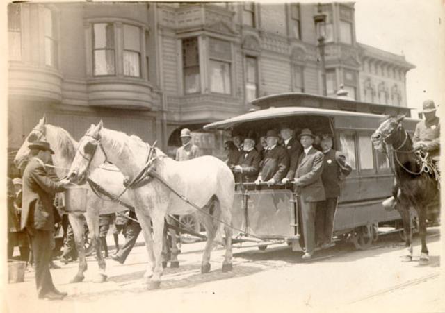 Horse Cars
