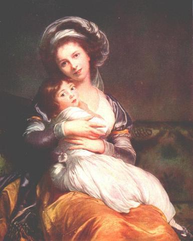 Jane Austen Born