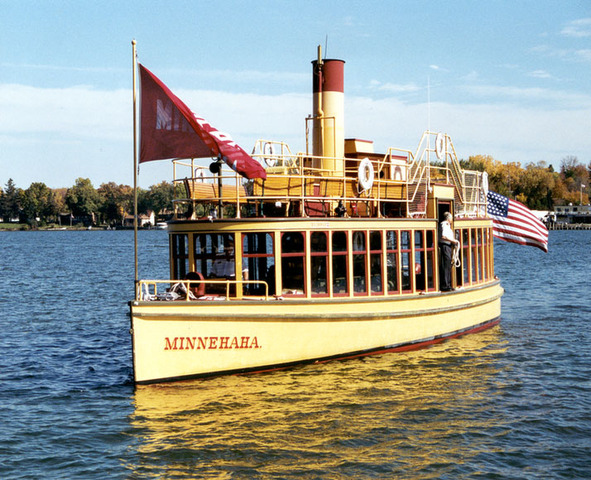 """The Land of 10,000 Lakes Implements """"Streetcar Boats"""""""