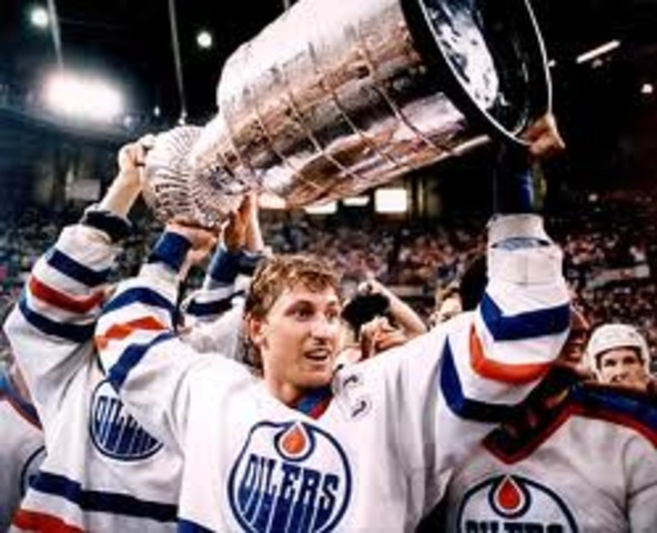Gretzky's Retirement