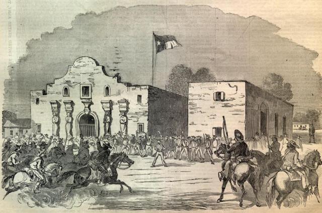 Texans Revolt