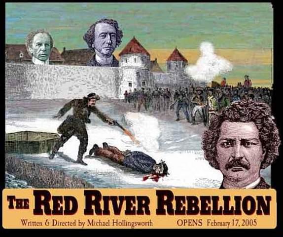 Red River Rebellion
