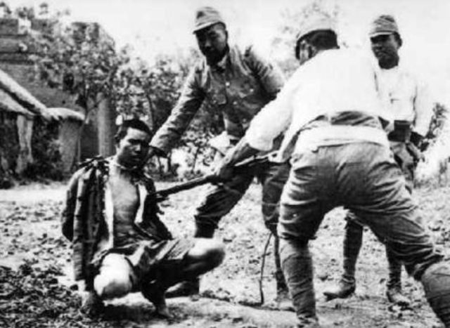 Japan's army pillages Nanjing, China; massacre a quarter of a million people.