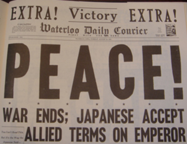 Victory day over Japan