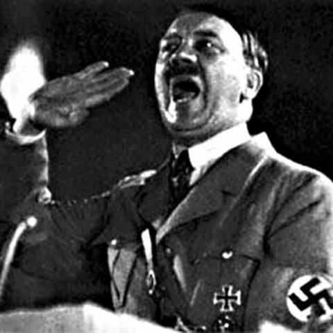 Hitler targets Czechoslovakia