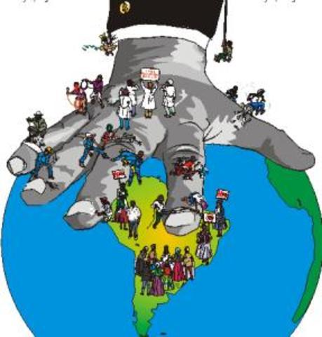 Comienza la hegemonia Estadounidence