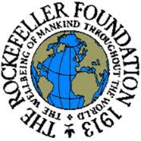 Nace la Fundacion Rockefeller
