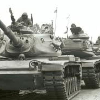 SaJon Washington- Cold War Timeline