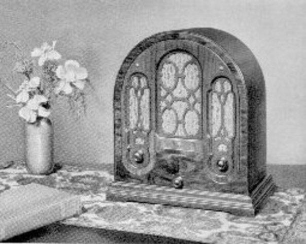 Radio 1920s