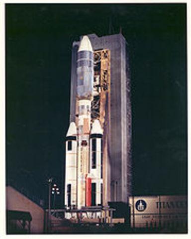 Liquid-fuel Rocket