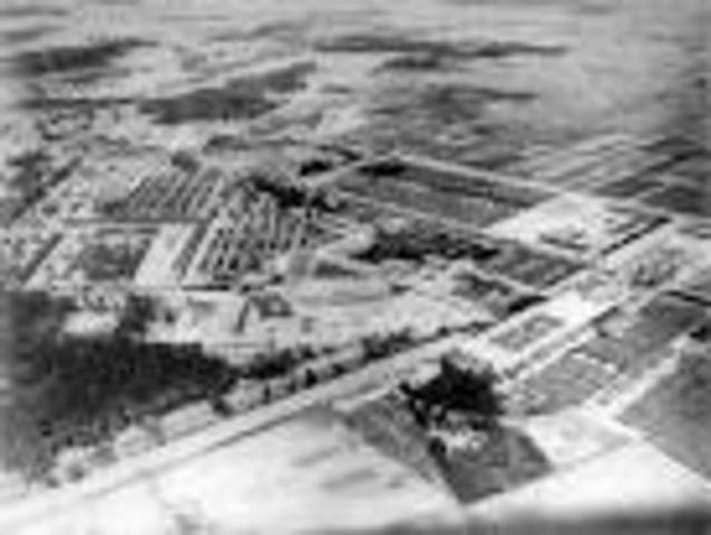SS Opens 1st Concentration Camp