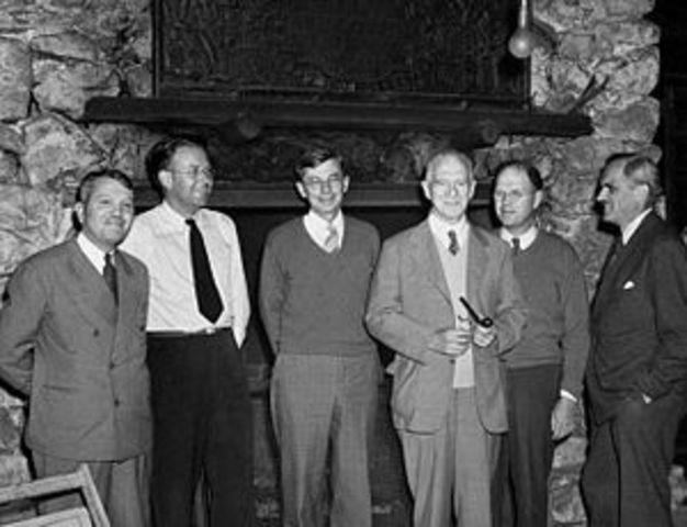 The First S-1 Uranium Commitee Meeting