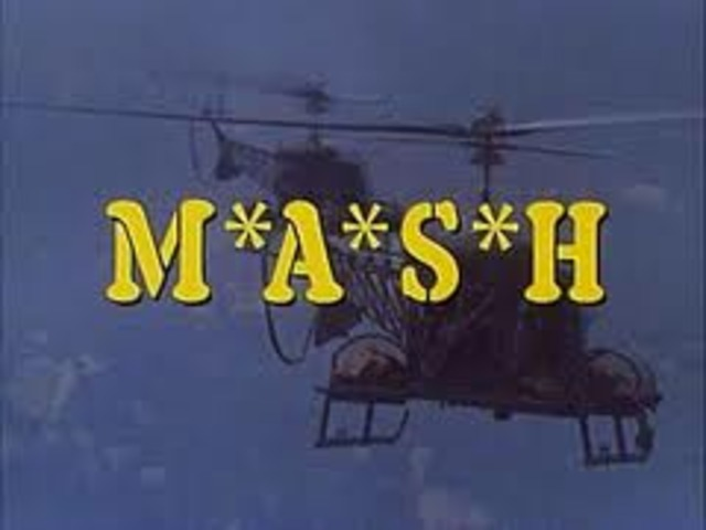 M*A*S*H T.V. Show Premiers