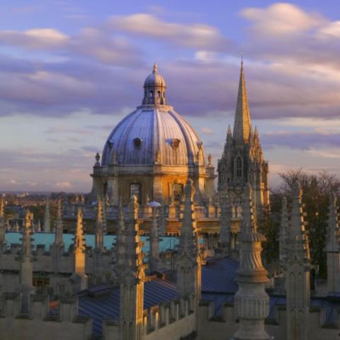 Oxford surrenders
