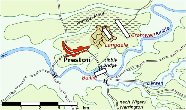 Battle of Preston