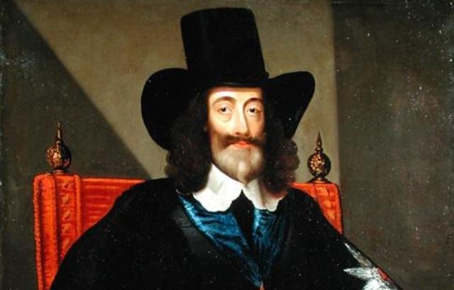 Trial of Charles I begins