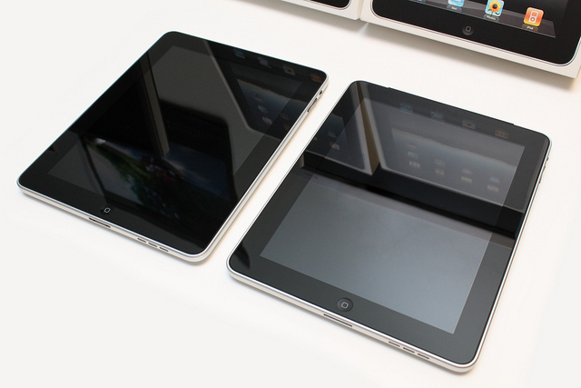 More Tablets in classroom