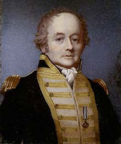 GOVERNOR WILLIAM BLIGH DISPOSED BY THE MILITARY