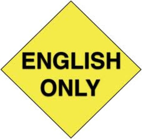 English the official language